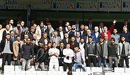 Rahmi Koç ve Beşiktaş Futbol Takımı Vodafone Arena'da Bir Araya Geldi