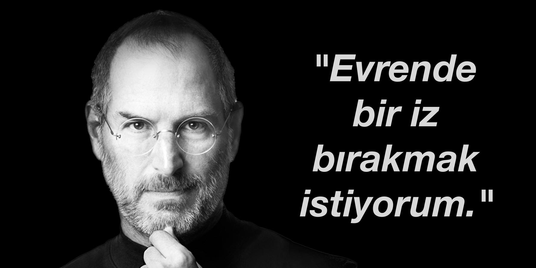 Sizi İlhamla Baş Başa Bırakacak 15 Steve Jobs Sözü