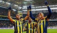 Fenerbahçe Avrupa'da Doludizgin