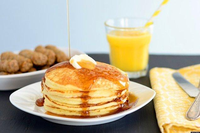 Плотный завтрак - верный путь к похудению.