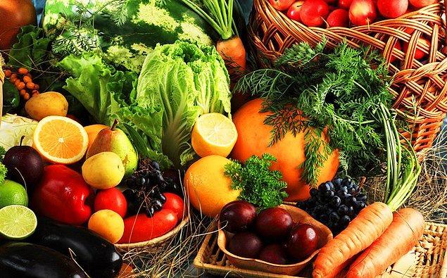 Органическая еда - самая полезная.