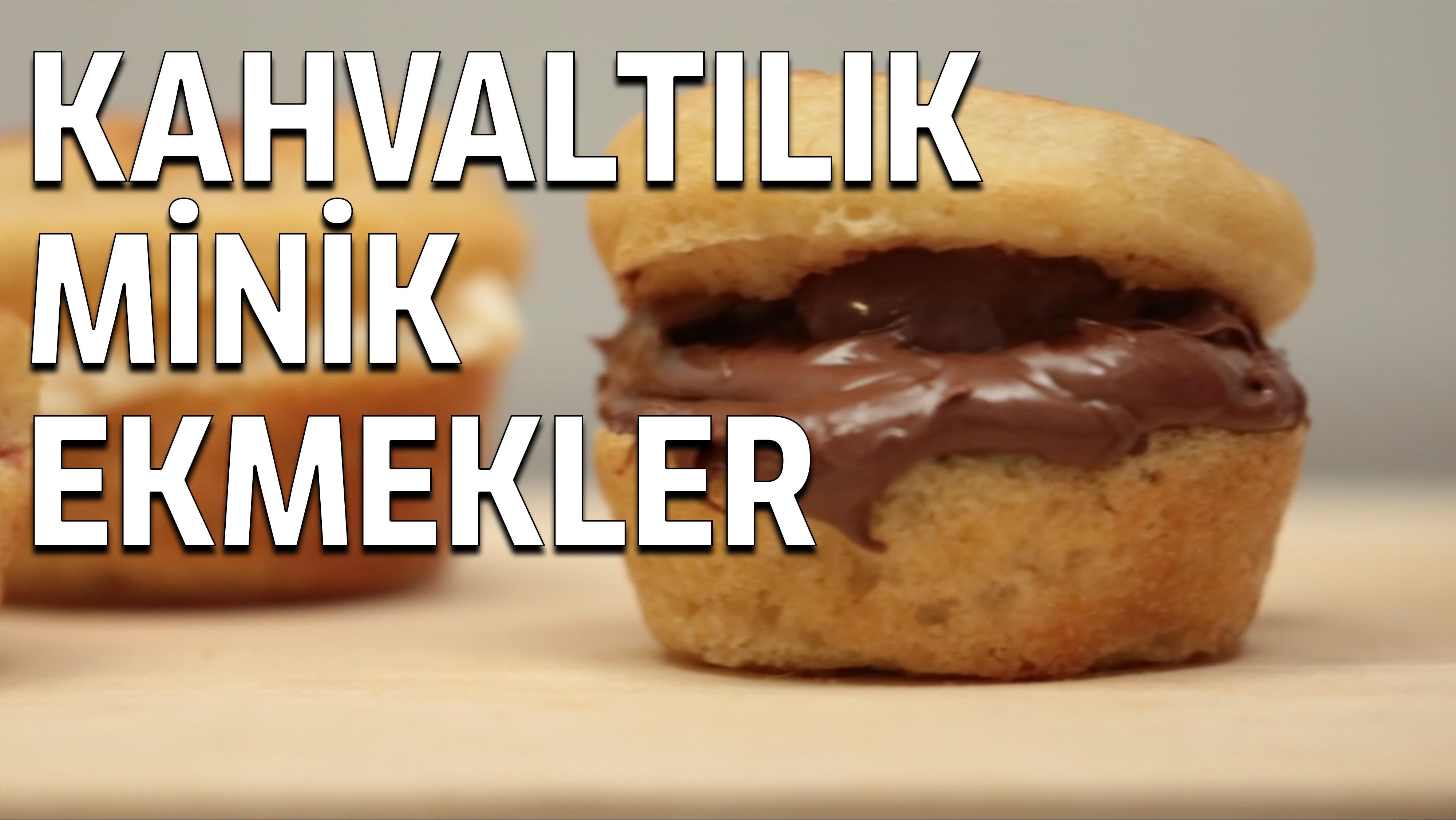 Kahvaltılık Minik Ekmek Tarifi Videosu