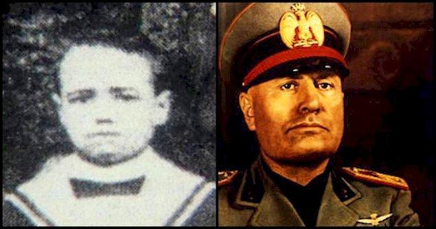 2. Benito Mussolini