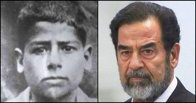 8. Saddam Hüseyin