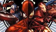 Civil War'a Spidey Gelmiş, Evde Bir Bayram Havası: Spider-Man Marvel Sinematik Evreninde!