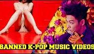 Kore Popunun Çeşitli Sebeplerden Dolayı Yasaklanan 10 Klibi