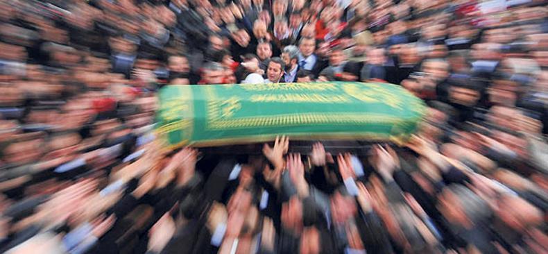 Rüyada Cenaze Namazı Kıldırmak Duygulanmak