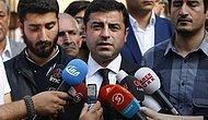 Demirtaş: 'Katliamlar Yaşanıyor, Hükümetin Yaptığı Tek Şey Kınamak'