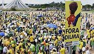 Brezilya Halkı Yolsuzluk İddialarıyla Sokaklara Döküldü