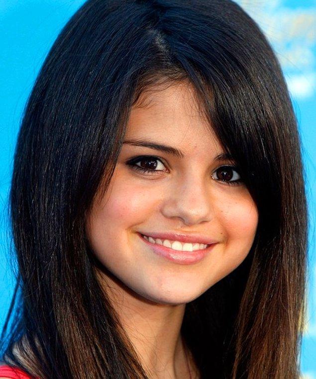 5. Selena Gomez