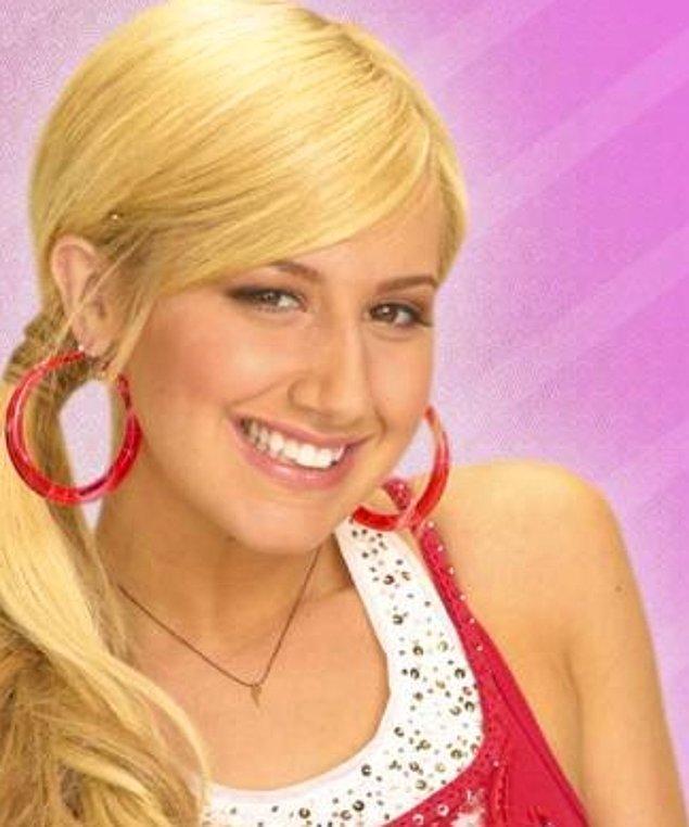 9. Ashley Tisdale