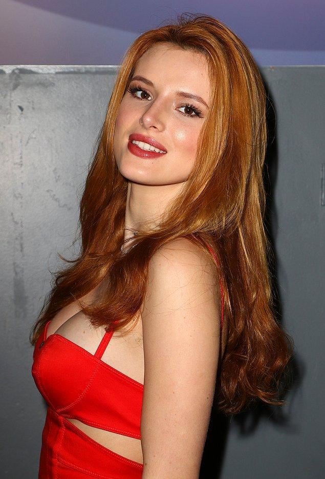 13. Bella Thorne
