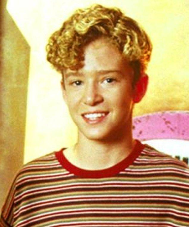 15. Justin Timberlake