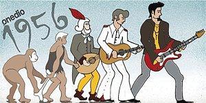 Müziğin Evrimi 5. Bölüm - 1956: 60 Yıl Öncesinin En Sevilen 20 Şarkısı