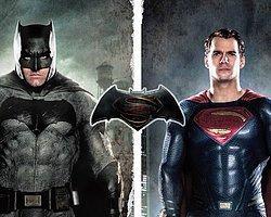 Batman v Superman'in Efsanevi Mücadelesinin İçerisine Çekecek 10 Karşılaştırma