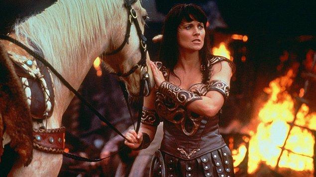 21. Xena: Warrior Princess (Zeyna: Savaşçı Prenses)
