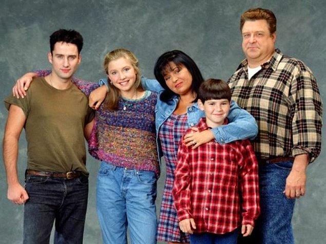 7. Roseanne