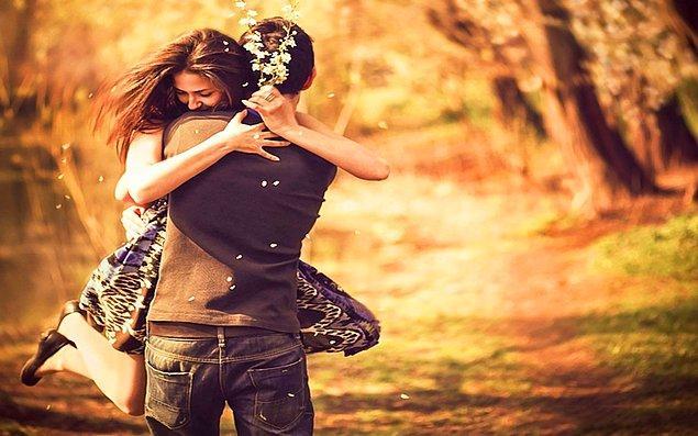 Şiir gibi bir aşk!