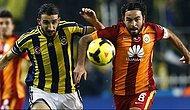 Galatasaray - Fenerbahçe Derbisi 13 Nisan'da Oynanacak