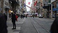İstiklal Caddesi'nde Canlı Bomba Saldırısı | Neler Yaşandı?