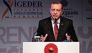 Erdoğan: 'Terörün Gündemine Asla Teslim Olmayacağız'