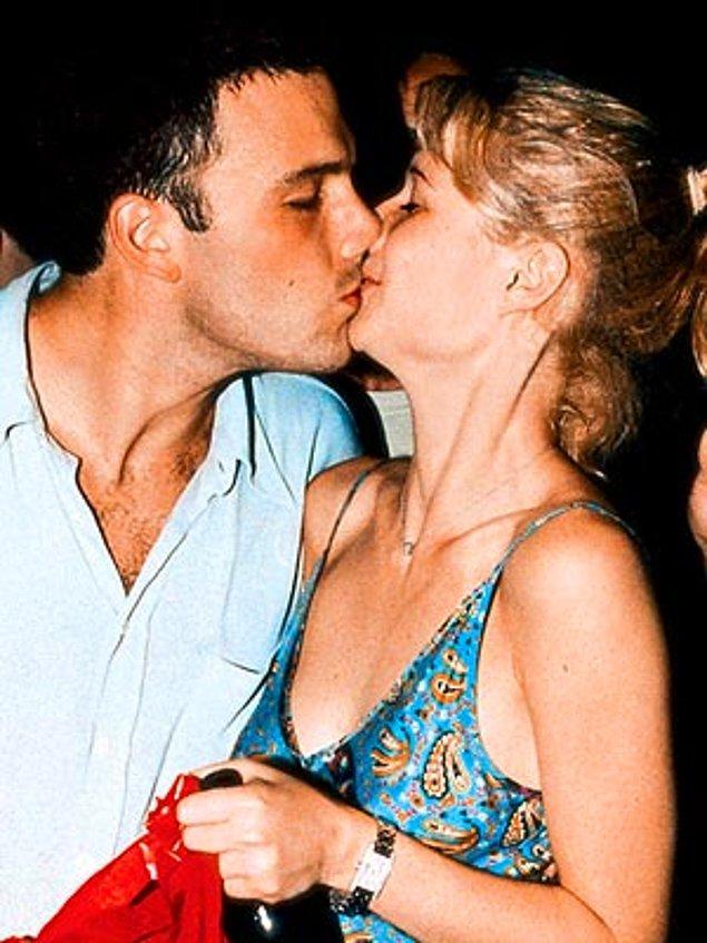 1. Ben Affleck ve Gwyneth Paltrow, 1998