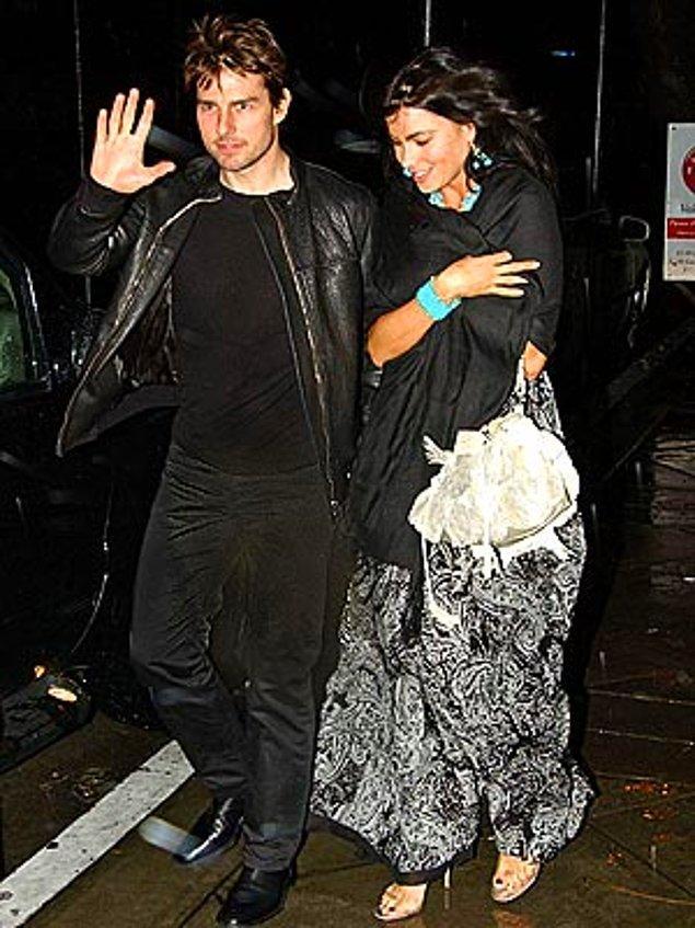 6. Sofía Vergara ve Tom Cruise, 2004