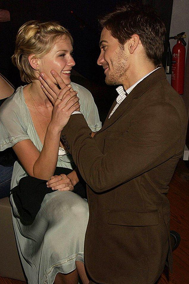 15. Kirsten Dunst ve Jake Gyllenhaal, 2004