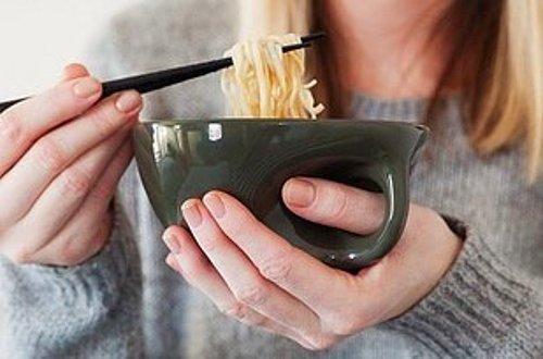 Чашка будды, из которой можно есть и пить все, что угодно