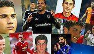 """""""Değişmeyen Tek Şey, Değişimin Kendisidir"""" Sözünü Doğrulatan 25 Futbolcu"""