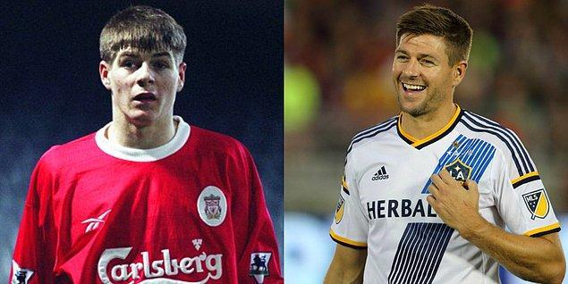 2- Steven Gerrard