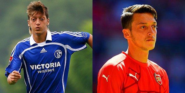 9- Mesut Özil