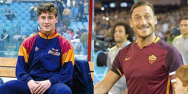 15- Francesco Totti