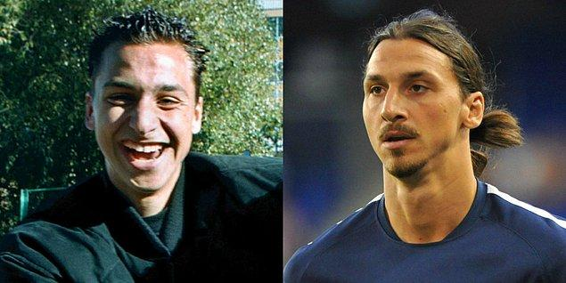 23- Zlatan Ibrahimovic