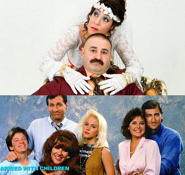 6. Türk Malı & Married with Children