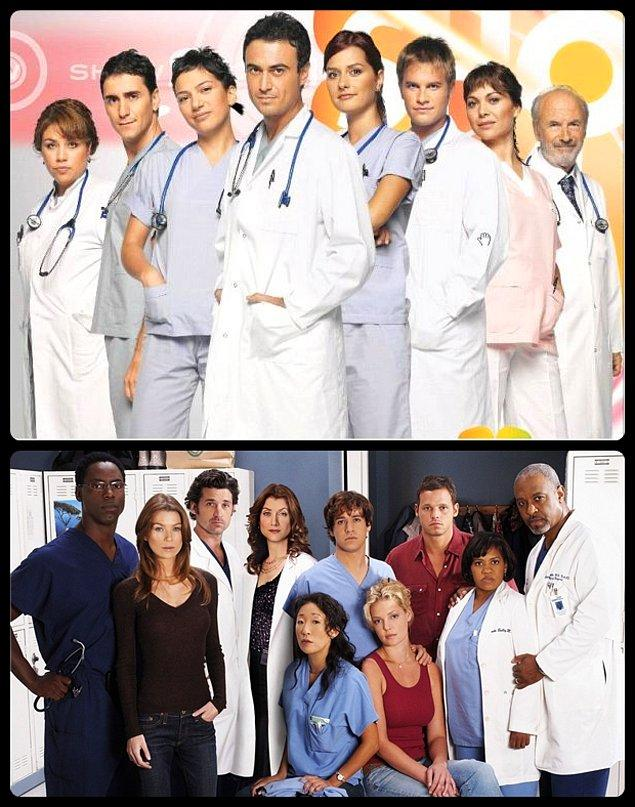 17. Doktorlar & Grey's Anatomy