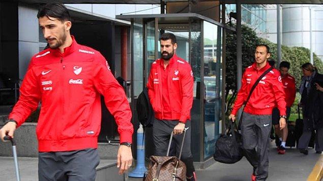 7. Bütün bu kararlar yeterince kafa karıştırıcıyken, Türkiye A Milli Futbol Takımının İstanbul'daki kampının da iptal edilmesi bir başka şok dalgası yarattı.