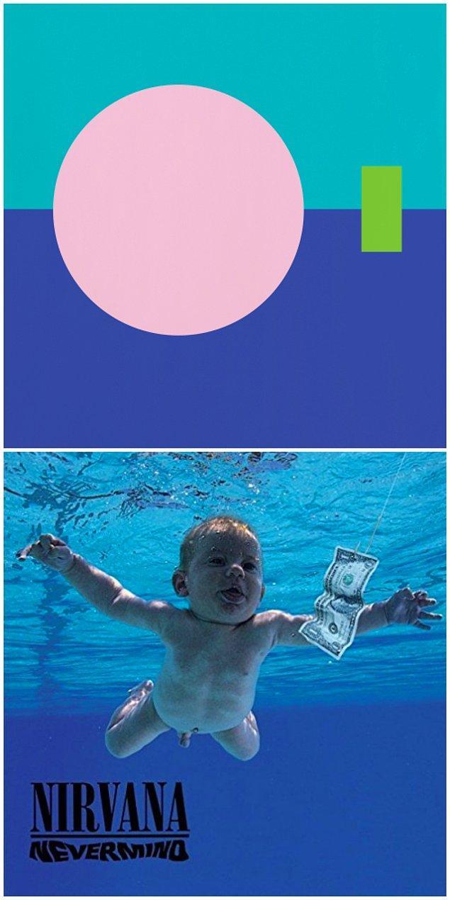 1. Nirvana - Nevermind