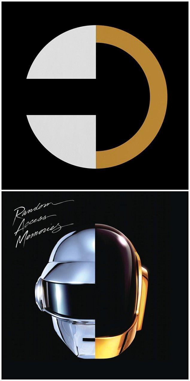 2. Daft Punk - Random Access Memories