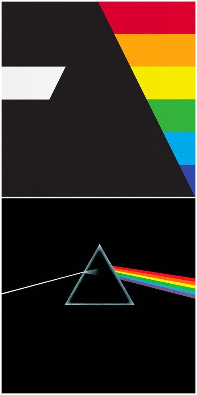 4. Pink Floyd - Dark Side of the Moon