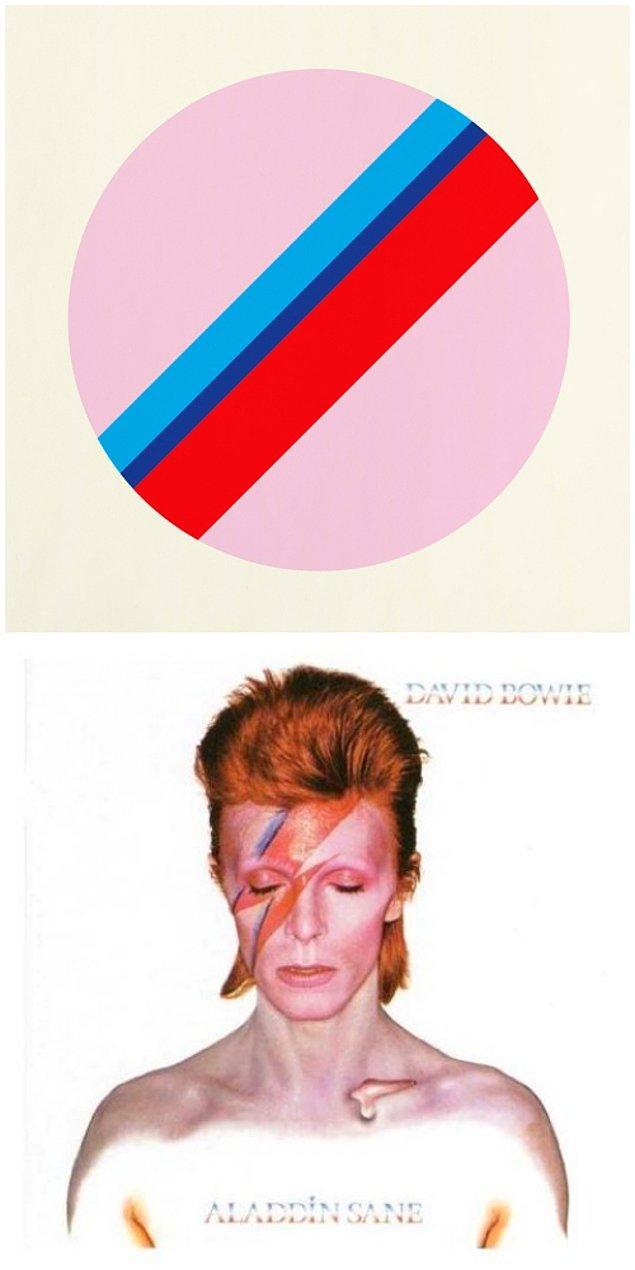5. David Bowie - Aladdin Sane