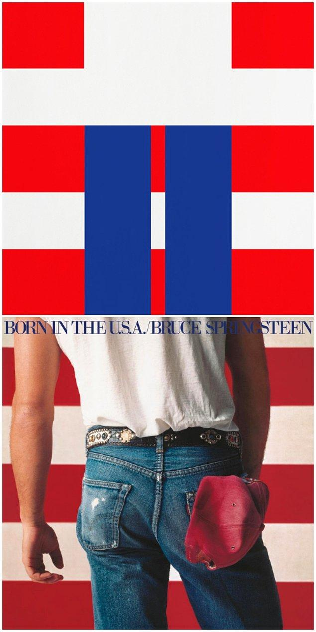 6. Bruce Springsteen - Born in the USA
