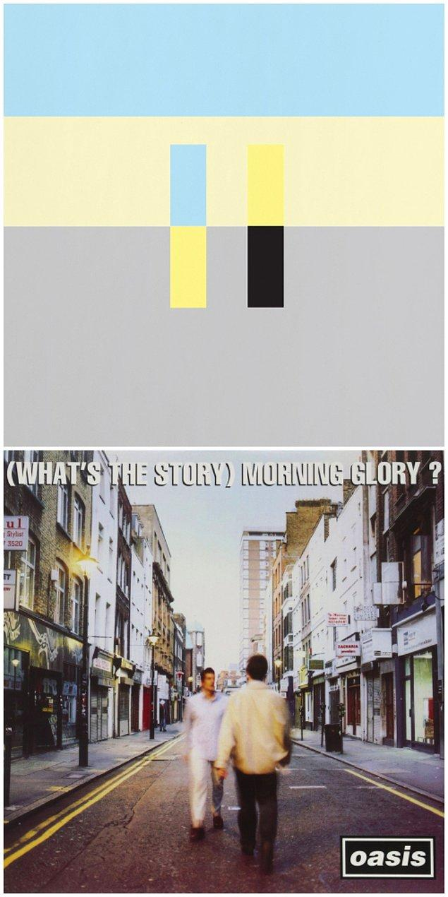10. Oasis - (What's the Story) Morning Glory?