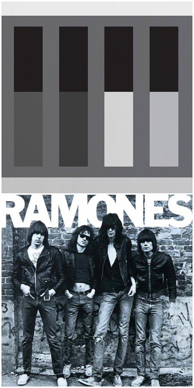 11. The Ramones - Ramones
