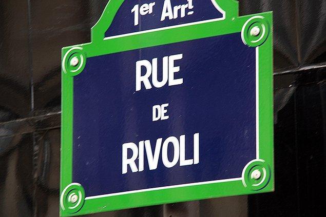 7. Rivoli'den salına salına...