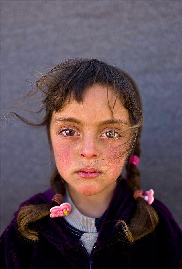 5. Zahra Mahmoud (5), Suriye