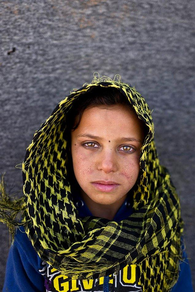 7. Mayada Hammit (8), Suriye