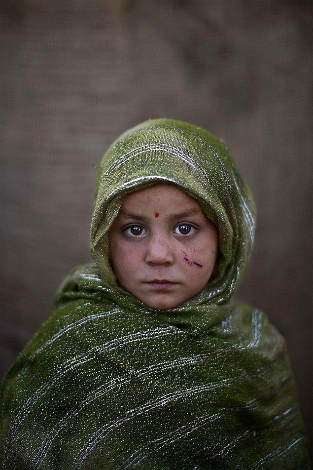 8. Madina Juma (4), Afganistan