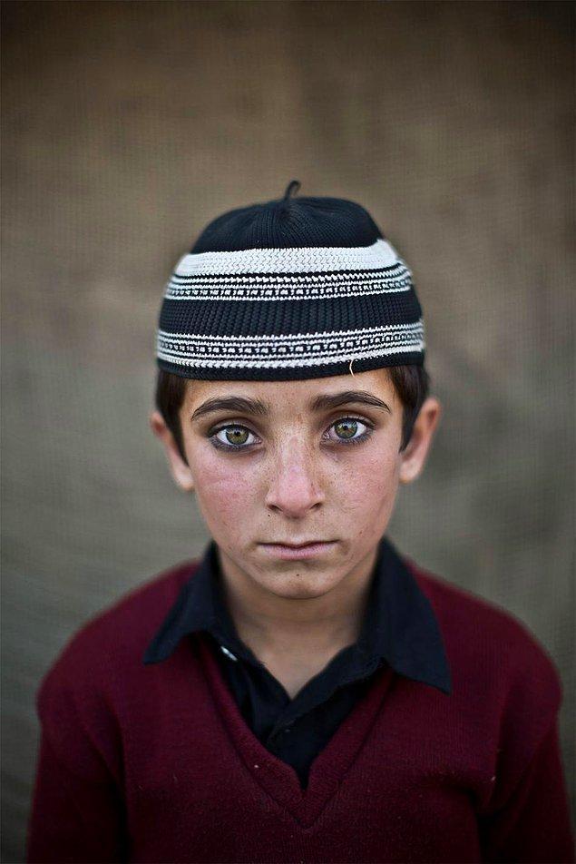 11. Hayat Khan (8), Afganistan