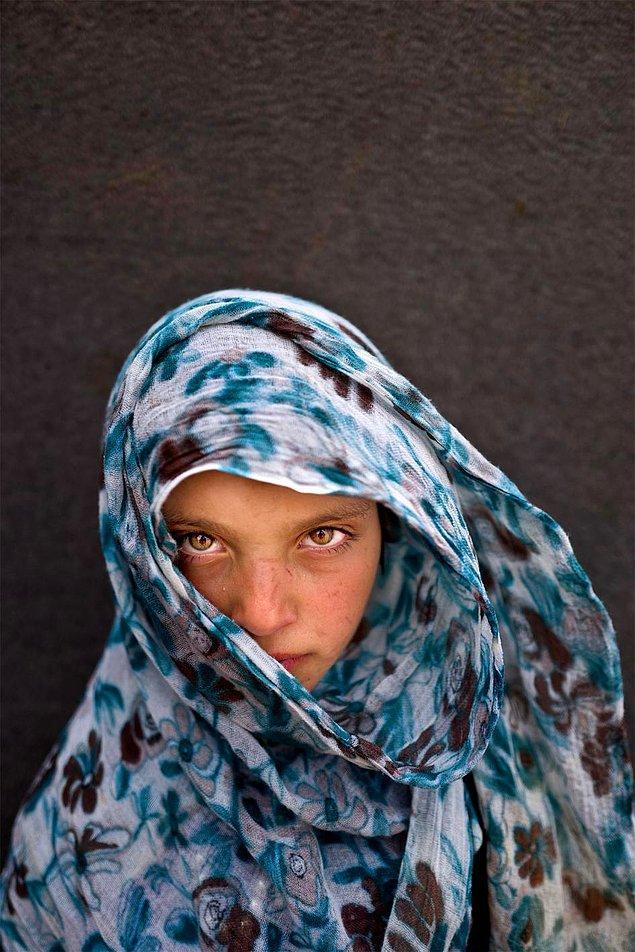 12. Amna Zughayar (9), Suriye